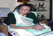 बिहारी लोगों को बोली गयी बात मन में चुभ गयी : बिहार कोकिला, पद्मश्री, स्व.विंध्यवासिनी देवी,लोक गायिका