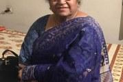 तब एक छात्रा का चप्पल प्रकरण चर्चा का विषय बन गया था : पदमश्री डॉ. उषा किरण खान,साहित्यकार