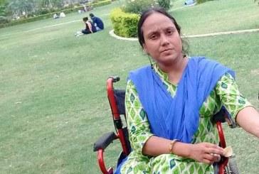 कमजोरी को बनाई ताक़त : ममता भारती