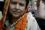 पति के देहांत के बाद लगा कि जैसे सबकुछ बिखर जायेगा : सीता साहू , मेयर, पटना नगर निगम