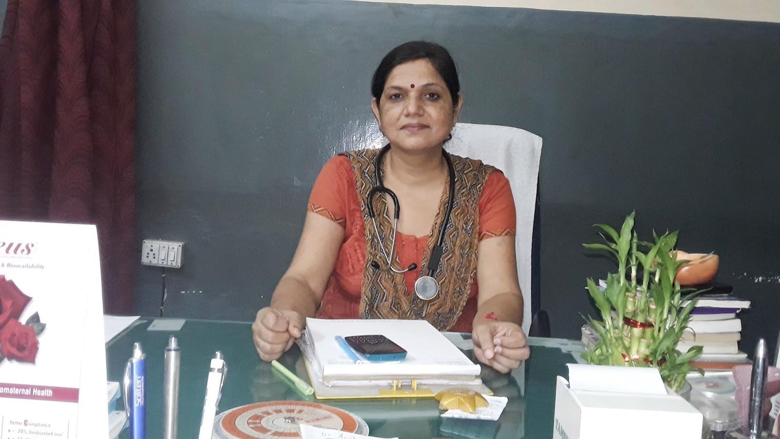 मेरा गोरा रंग देखकर सास ने मुझे तौफे में साड़ी दिया : डॉ. अर्चना मिश्रा, स्त्री रोग विशेषज्ञ (अस्सिस्टेंट प्रोफ़ेसर), एन.एम.सी.एच.पटना