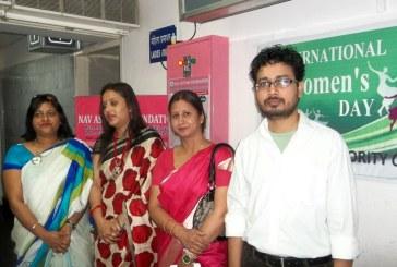 बिहार की पैड वुमनिया ने पटना एयरपोर्ट पर लॉन्च किया सैनेटरी वेंडिंग मशीन