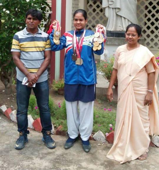18 वें एशियन गेम्स में इंडिया को रिप्रजेंट करेगी बिहार की बेटी : अनन्या आनंद, कराटे चैम्पियन
