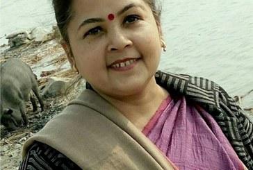एक कविता मैंने शादी के बाद लिखी थी 'चुटकी भर सेनुर' : दीप्ति कुमार, कवियत्री एवं इकोनॉमिक्स टीचर, संत डॉमनिक सेवियोज हाई स्कूल, नासरीगंज