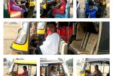 ये दौड़ाती हैं पटना की लाइफलाइन : महिला ऑटो रिक्शा चालक