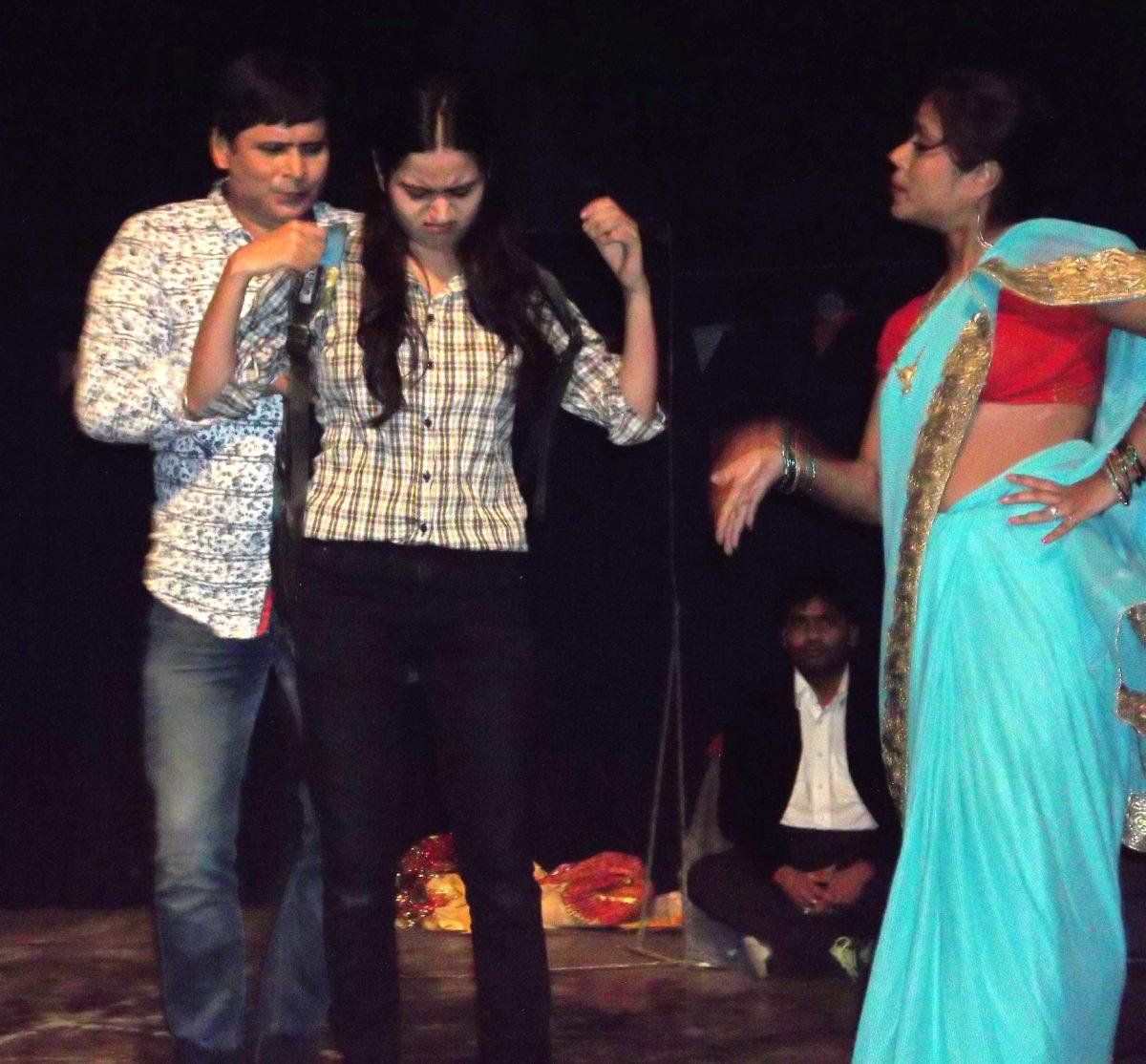 बिहार आर्ट थियेटर के 57 वें स्थापना नाट्योत्सव में हुआ 'बेटी पढ़कर क्या करेगी?' का मंचन