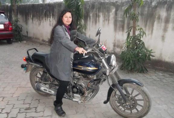 लड़कियों के प्रति समाज की धारणा बदलने के लिए मैंने पूरे इण्डिया में सायकलिंग की : तबस्सुम अली, सोशल एक्टिविस्ट