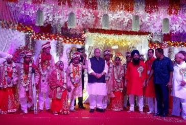 51 कन्याओं का सामूहिक विवाह करा 9 वीं बार पुण्य कमाया 'माँ वैष्णो देवी सेवा समिति' ने