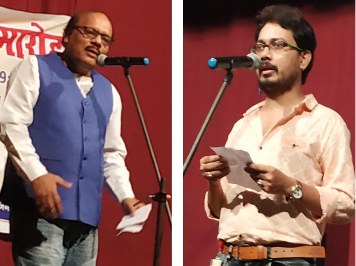 सामयिक परिवेश व कला जागरण के सांस्कृतिक कार्यक्रम में अंतिम दिन हुआ कवि सम्मलेन