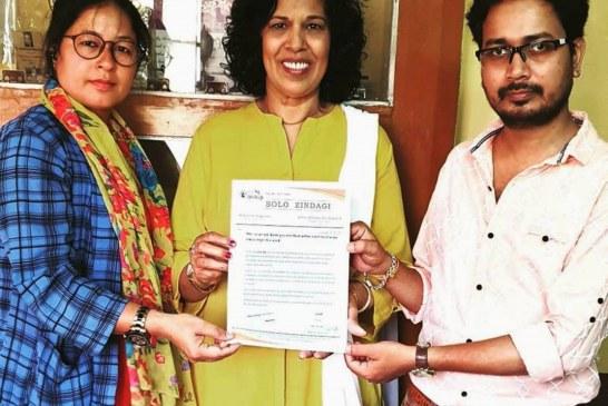 एन.आर.आई. संध्या सिंह बनीं 'बोलो ज़िन्दगी' की अमेरिका में ब्रांड एम्बैसडर