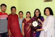 फैमली ऑफ़ द वीक : निभा श्रीवास्तव की फैमली, बुद्धा कॉलोनी, पटना