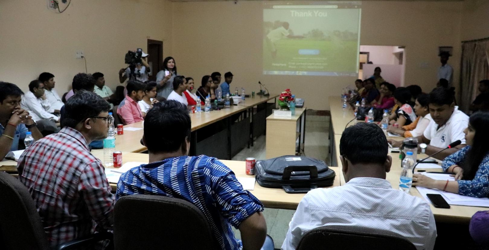 'जागृति यात्रा जागरूकता' कार्यक्रम में जुटें बिहार के विभिन्न क्षेत्रों के उद्यमी