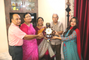 बोलो ज़िन्दगी फैमली ऑफ़ द वीक : श्रीमती विभा सिन्हा की फैमली, आनंदपुरी, पटना