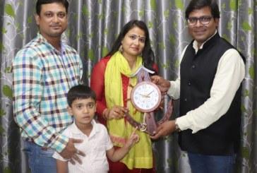 बोलो ज़िन्दगी फैमली ऑफ़ द वीक : टीवी एंकर प्रिया सौरभ की फैमली, गोला रोड, पटना