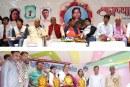 नालंदा की धरती पर कवियों,साहित्यकारों,शिक्षाविदों और समाजसेवियों का हुआ सम्मान