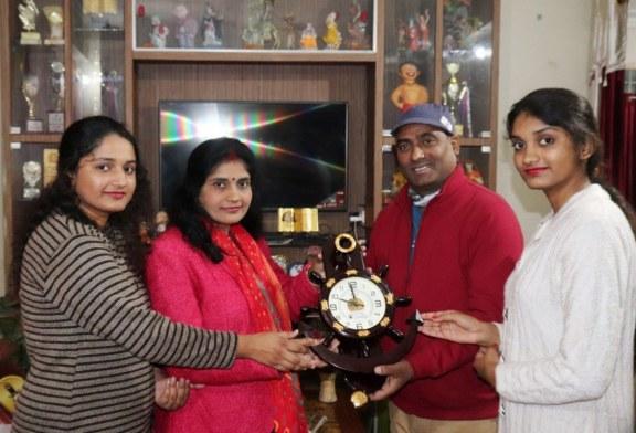 बोलो ज़िन्दगी फैमली ऑफ़ द वीक : सोशल वर्कर पूजा ऋतुराज की फैमली, पूर्वी लोहानीपुर, पटना