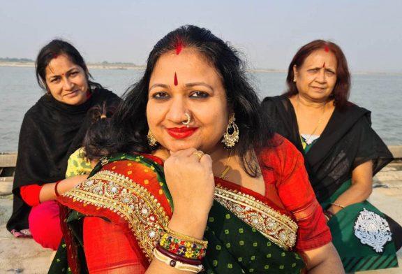 कार्तिक पूर्णिमा - चलली गंगोत्री से गंगा मैया जग के करे उद्धार : नीतू नवगीत