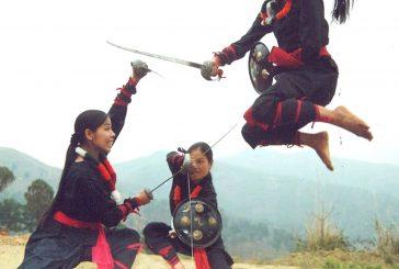 थांग-टा एक मणिपुरी युद्धकला