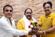 गंगा आरती शुरू करने के लिये सरकार के प्रति आभार: प्रभाकर मिश्र, संयोजक, प्र. भाजपा नमामि गंगे